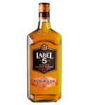 Label 5 Scotch Whisky Premium Black