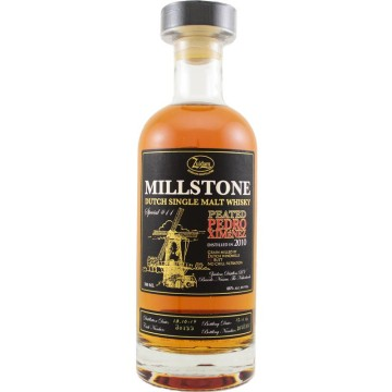 Millstone Dutch Single Malt Whisky Peated PX Cask Whisky Special #10 Zuidam Distillers