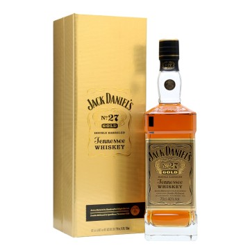 Jack Daniels Gold No.27  Tennessee Bourbon Whiskey