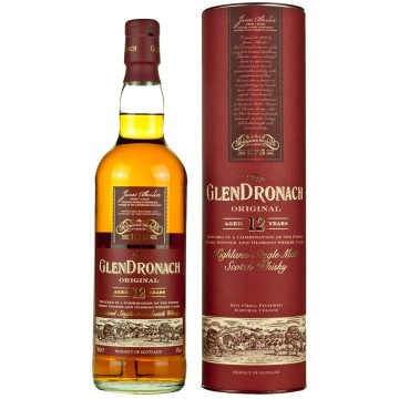GLENDRONACH 12 YEARS OLD