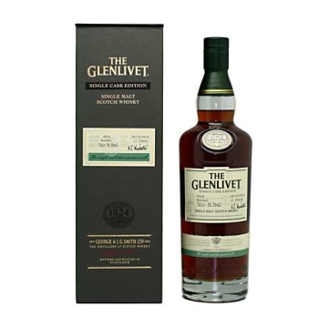 The Glenlivet Bochel Hill 11 Years Old Single Cask Speyside Single Malt Whisky