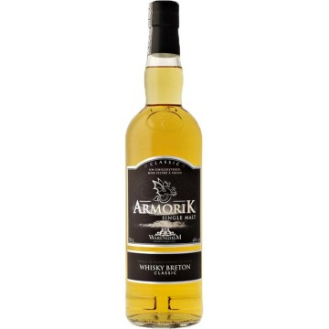 Armorik France Single Malt Whisky Classic