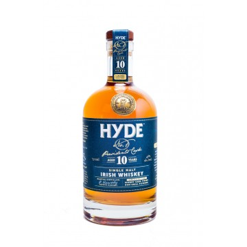 Hyde 10 Years Old Single Malt Irish Whiskey
