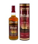 BenRiach 15 Years Old Speyside Single Malt Scotch Whisky PX Finish
